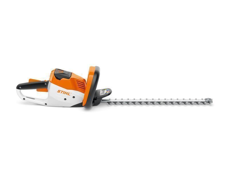 Akumulátorové nožnice na živý plot STIHL HSA 56 (45 cm), set