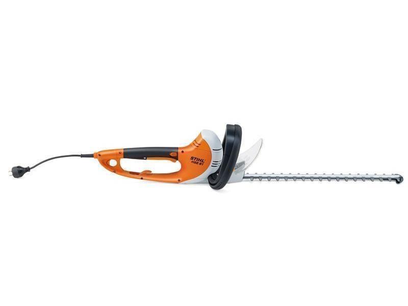 Elektrické nožnice na živý plot STIHL HSE 81